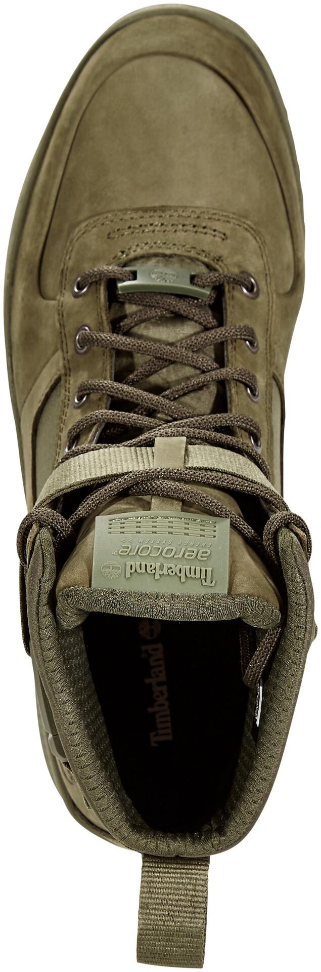 Timberland CityRoam Cupsole Chukka Shoes Herren dark green nubuck